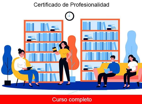 Prestacion de servicios bibliotecarios - completo