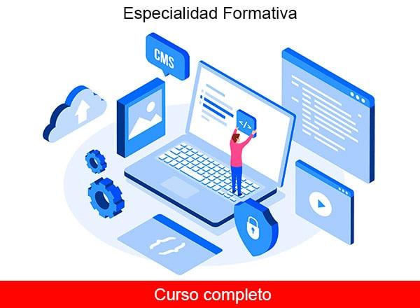 Creación y gestión de repositorios de contenidos - completo
