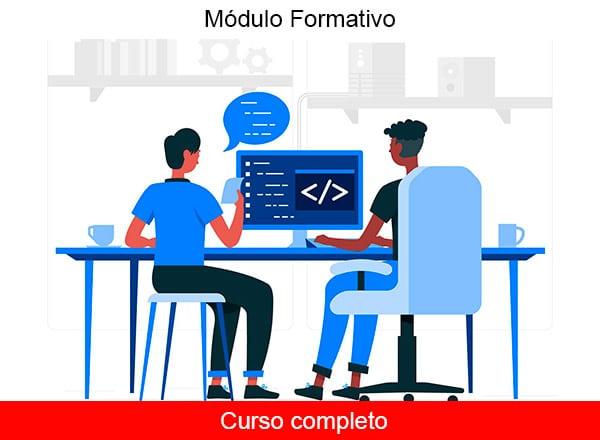 Desarrollo de elementos software para gestión de sistemas completo