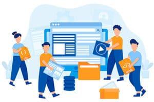 Administración y programación en sistemas de planificación