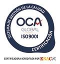 Empresa certificada en ISO 9001
