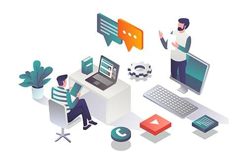 Plataformas virtuales de aprendizaje para docentes